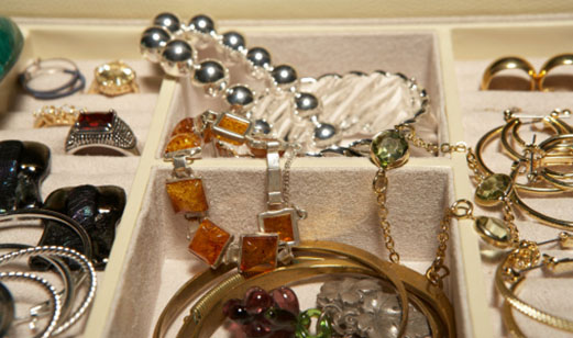 Jewelry protection in renters policies